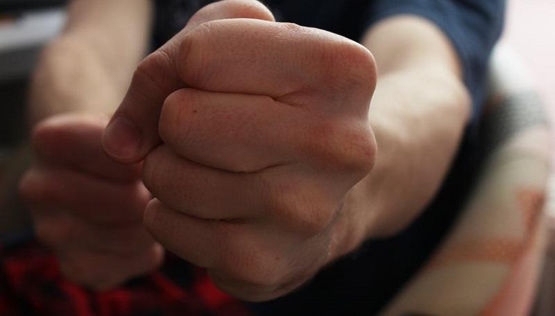 fist-hand