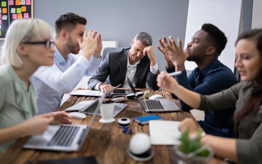 Lack Of Tech Skills 'Leads To Workplace Conflicts'